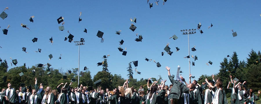 This year's graduates face awesome responsibility
