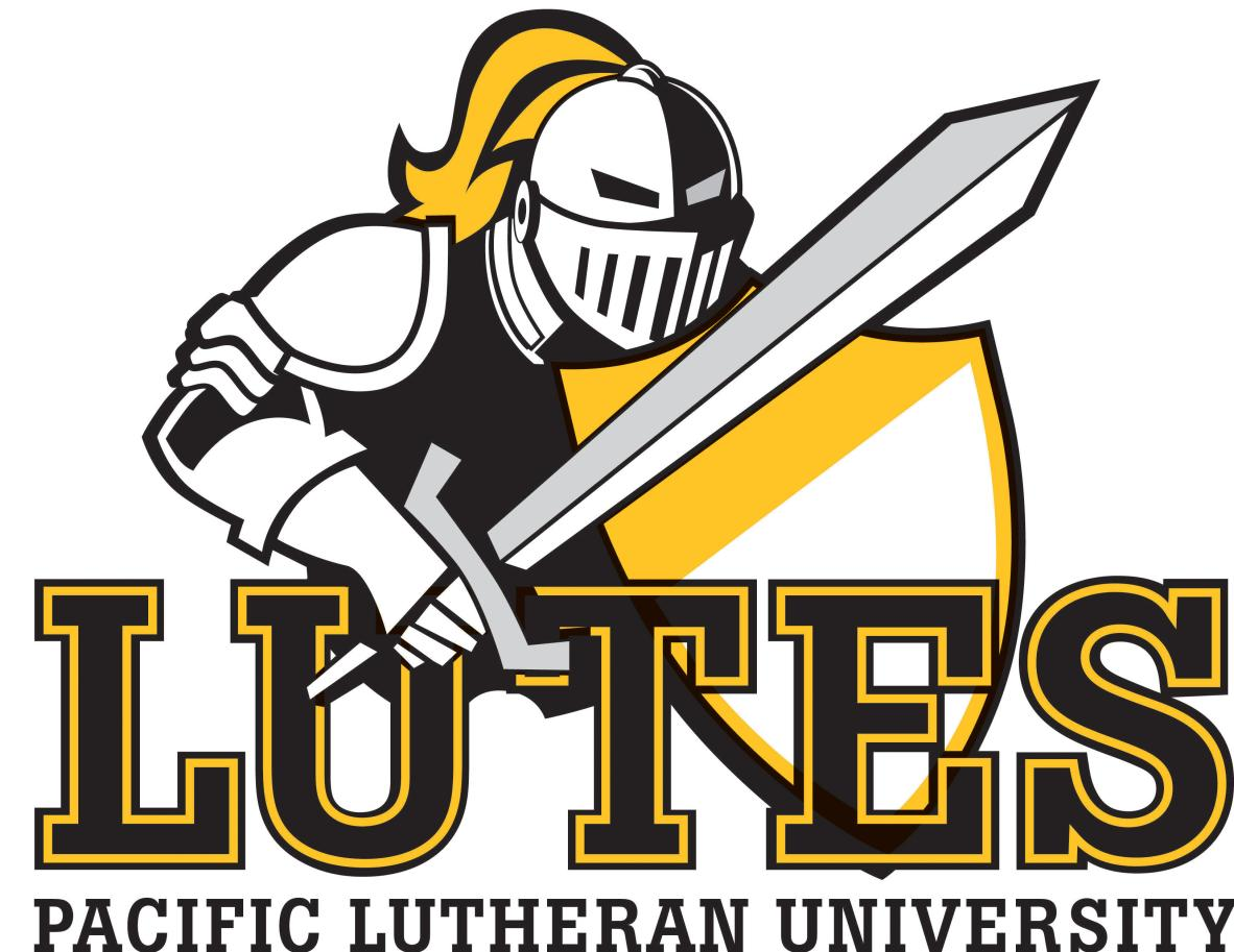 Pacific Lutheran University logo