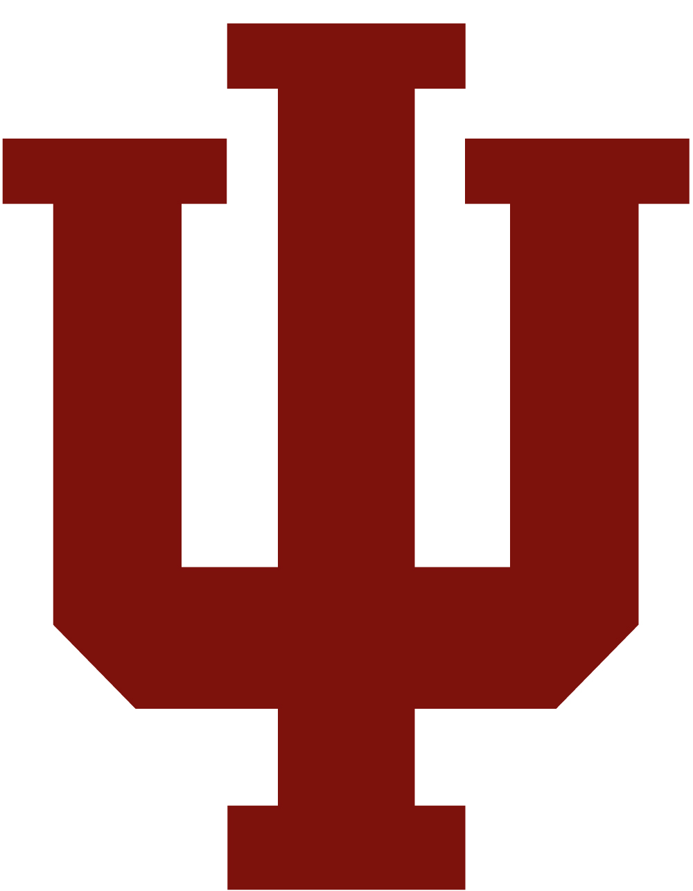 Indiana University in Bloomington logo