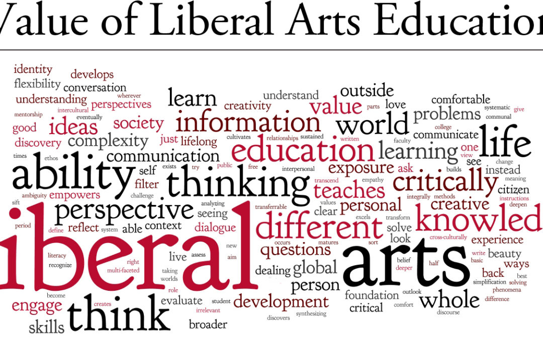 Good News Liberal-Arts Majors:  Your Peers Probably Won't Outearn You Forever